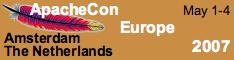 ApacheCon Europe 2007