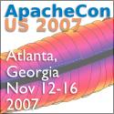 ApacheCon US logo