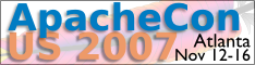 ApacheCon US 2007