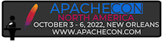Join us at the latest Apache sponsored event.