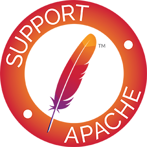 Support Apache Logo